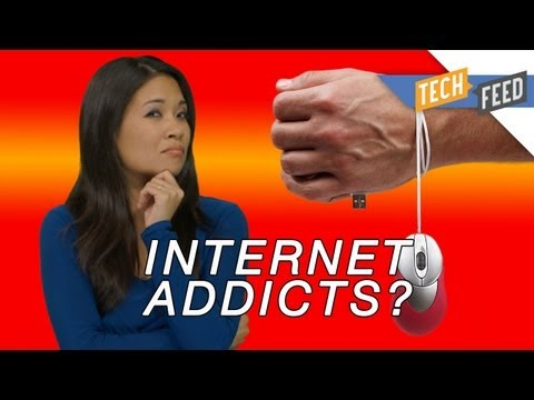Internet ADDICTION: How To Treat It