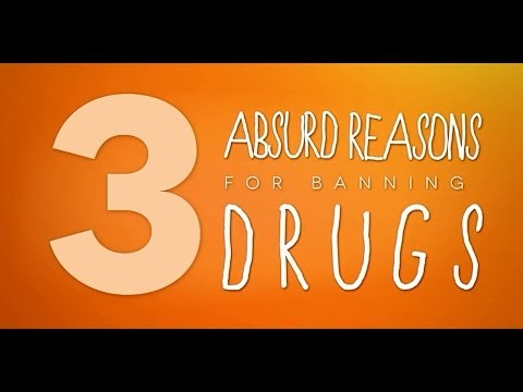 3 Absurd Reasons for Banning Drugs | LearnLiberty