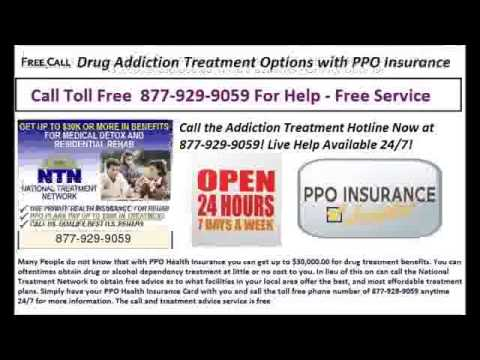 Drugs & Alcohol Recovery PPO Health Insurance