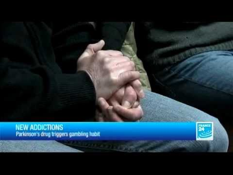 HEALTH: Parkinson's drug triggers gambling habit