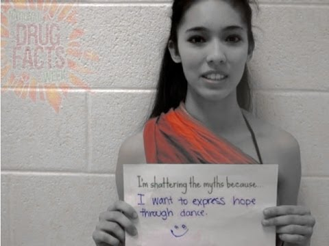 2014 National Drug Facts Week Event: Blake H.S. Dance Performance, Shattering the Myths