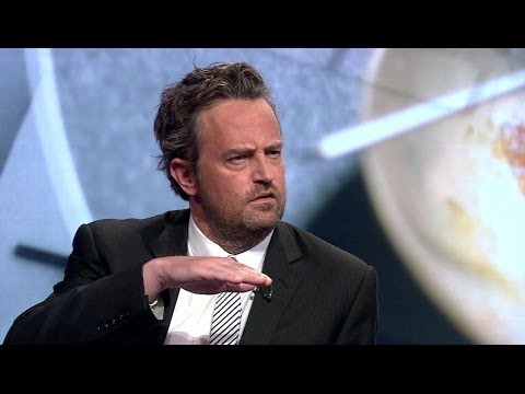 FRIENDS STAR MATTHEW PERRY IN A FIERY DEBATE ON DRUG ADDICTION – BBC NEWS