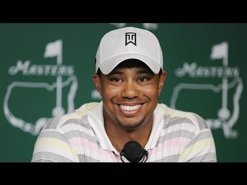 "Tiger Woods Masters Press Conference. Why can't we say ""sex addiction""?"