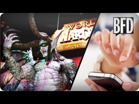 Dying from World of Warcraft? Internet and Gaming Addiction! | Brain Food Daily | TakePart TV