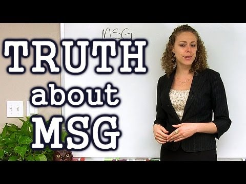 Truth about MSG: Safe or Toxic? Cause Weight Gain, Overeating? Monosodium Glutamate, Food Nutrition