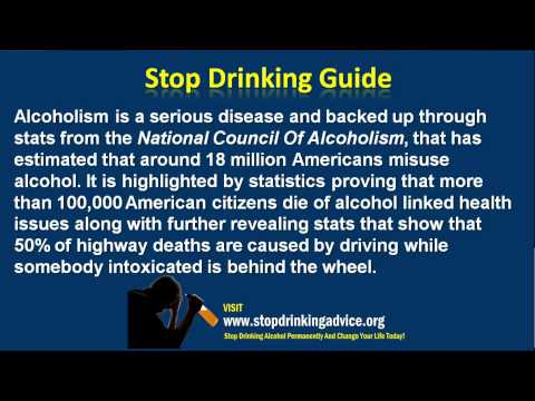 Facts And Information For Alcoholism, Alcohol Addiction & A
