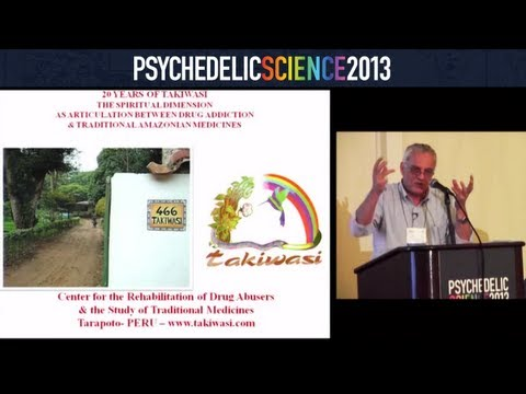 The Interface Between Drug Addiction and Traditional Amazonian Medicine – Jacques Mabit