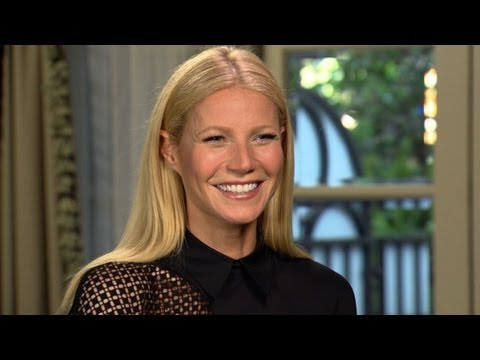 Gwyneth Paltrow Interview 2013: Actress Reveals All in New Sex Addiction Movie 'Thanks for Sharing'