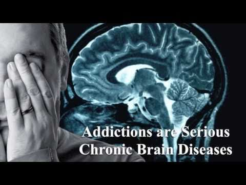 Addiction and the Brain – drug or alcohol abuse is a disease.