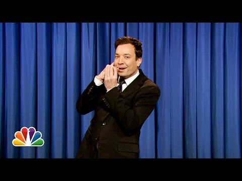 Monologue: Obama's Security Tent, Internet Addiction Signs, Part 1 (Late Night with Jimmy Fallon)