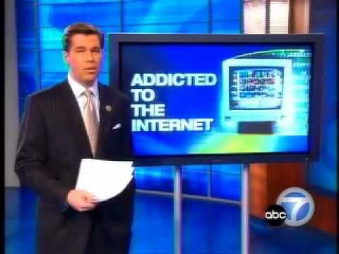 Internet Addiction – Are you Addicted? Dr. Sheri Meyers on ABC News