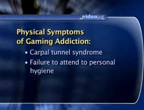 When should gaming be considered a behavioral addiction?
