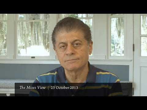"The Mises View: ""Government Debt Addiction"" 