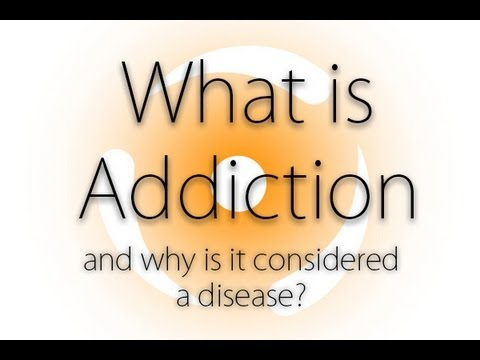 What is Addiction? The Treatment Center