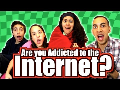[QUIZ] Are you addicted to the internet?